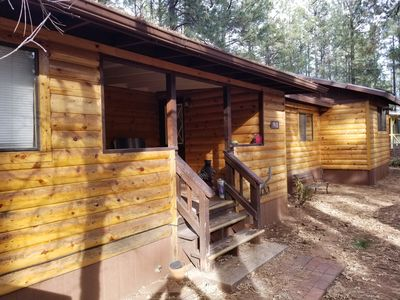 Photo for Great deal on this 2 bed cabin!