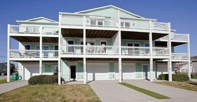Photo for Pelican's Retreat -- Just Steps Away From The Beach, Pier, Dining and Parks
