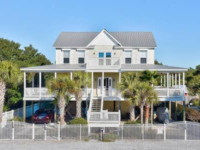 Photo for Pet Friendly Home w/Priv. Heated Pool South of 30A/Walk to Beach/Dining/Sleep