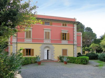 Photo for 2 bedroom Apartment, sleeps 4 in Rosignano Solvay-Castiglioncello with Air Con and WiFi