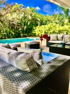 Photo for 4BR BRAND NEW Modern & Luxury Villa in Punta Cana / DAILY CLEANING INCLUDED