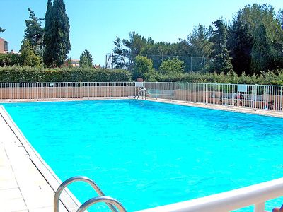 Photo for 2 bedroom Apartment, sleeps 6 in Le Cap D'Agde with Pool and WiFi