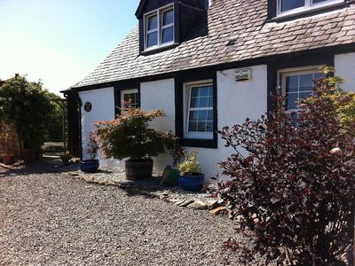 Photo for Spacious 2 bed Farm cottage in the Trossachs