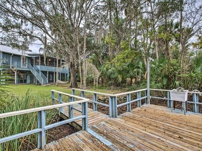 Photo for NEW! Crystal River Home w/ Dock near Boat Launch!