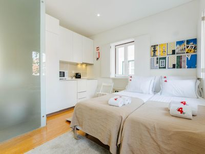 Photo for RENT4REST MOURARIA LISBON APARTMENTS - STUDIO 2