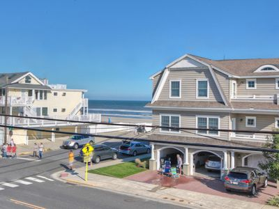 Photo for Ocean Views & Steps Away From the Beach in this 2nd Floor Luxury Condo
