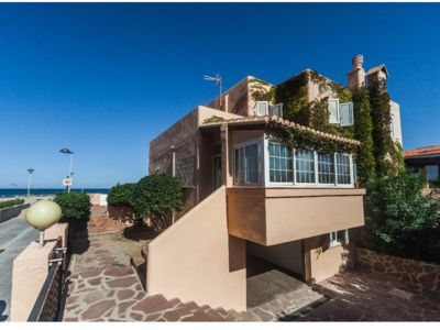 Photo for Front line beach villa near El Saler golf course + wifi. Valencia
