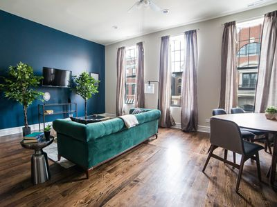 Photo for Chic 3BR in Lincoln Park by Sonder