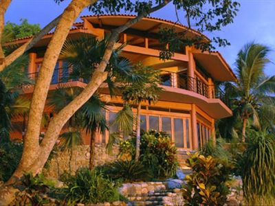 Photo for Spectacular Ocean View, Large 2 BR Custom Home + optional 1 BR Bungalow