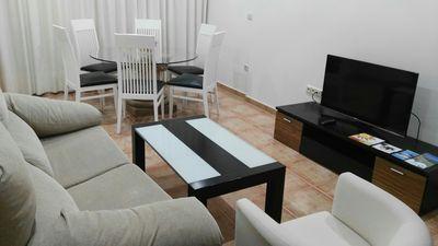 Photo for Costa Del Sol apartment main street 300m beach