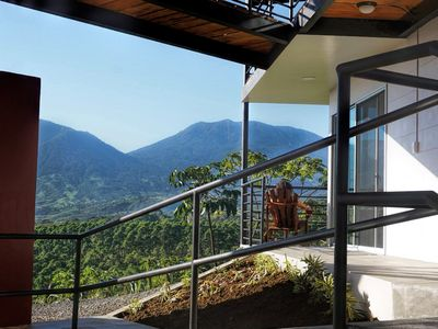 Photo for Finca 360  - a home in the clouds, a vacation unto itself