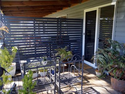 Photo for Little Finchley B&B - pet friendly (20mins to Jervis Bay)