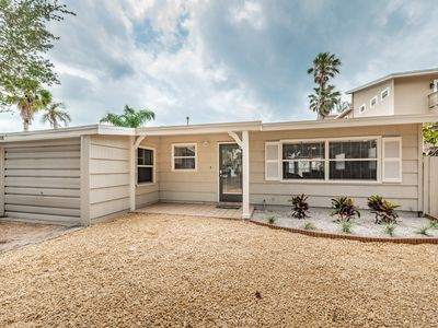 Photo for PRIVATE BEACHFRONT HOME (FULLY REMODELED -- NEW TO RENTAL MARKET)