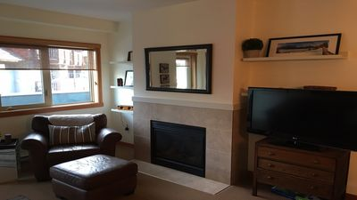 Photo for Spacious 1 bedroom condo with heated outdoor pool and hot tub