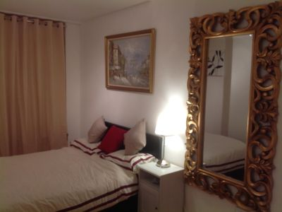 Photo for Beautiful apartment in Greenwich, 20 mins  to London centre, free parking, wifi