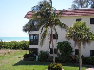 Sandalfoot Condos on Sanibel Island