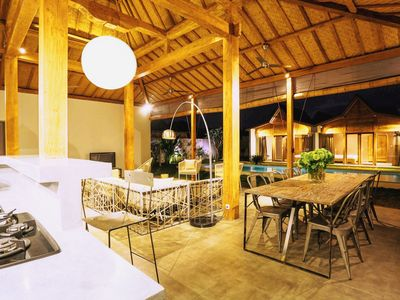 Photo for 4 bedroom villa with pool in Seminyak!