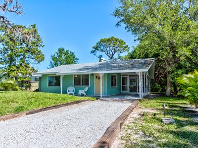 Photo for Beach Cottage, 1 block to community park and 1.5 miles to Nokomis Beach