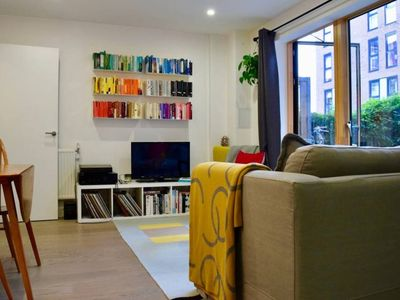 Photo for Colourful 1 Bedroom Flat in Haggerston