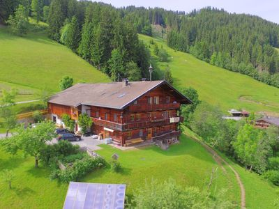 Photo for Lovely Farmhouse in Westendorf with Balcony