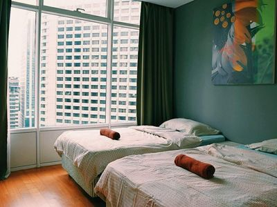 Photo for 3 Rooms 500m To Twin Tower Petronas