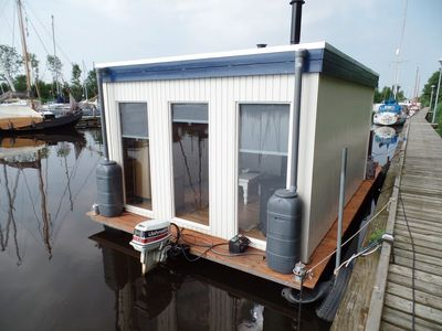 Photo for 1BR Boat Vacation Rental in Kollum, Friesland