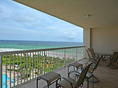 Photo for Silver Shells 3BR/3BA Gulf-Front Gem ~ Free WiFi & Premium Cable TV