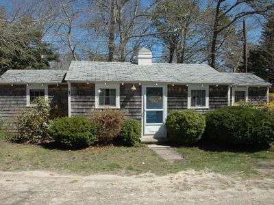 Photo for Authentic Cape Cod Cottage on picturesque Seconsett Island,  Mashpee, MA