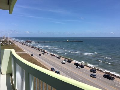 """Photo for """"Brand New"""" 9th Floor Seawall Oceanfront Condo"""