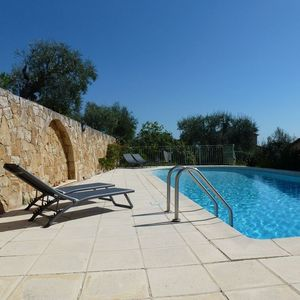 Photo for Charming villa with stunning views and walking distance to Fayence