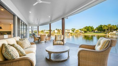 Photo for Luxurious Waterfront Home in Noosa Waters