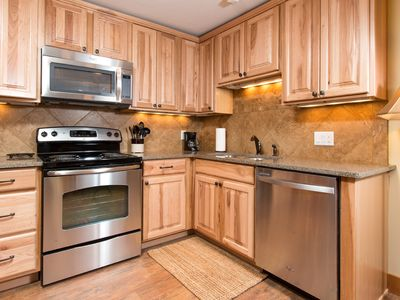 Photo for Remodeled 2BR Condo in Teton Village