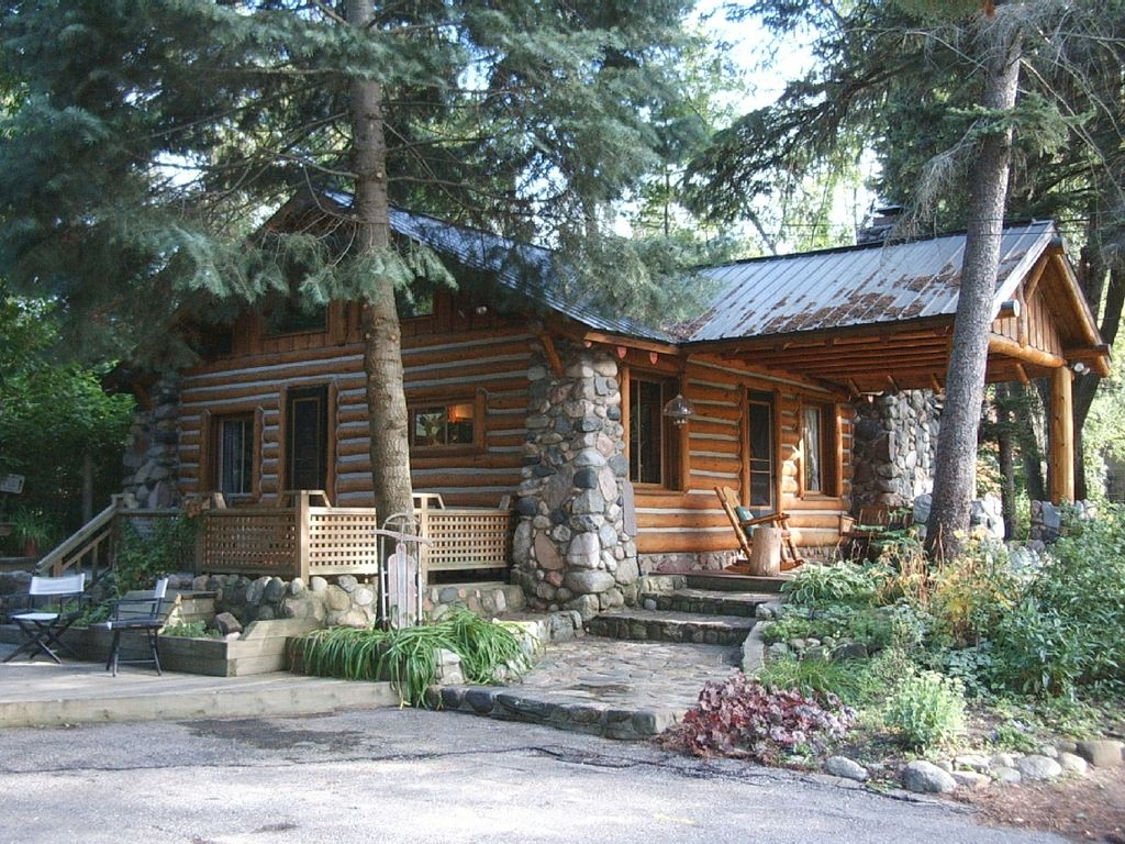 Creekside Cabin Steps From State Park Beach Vrbo