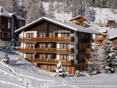 Photo for Apartment Amedee (048D04)  in Saas - Fee, Valais - 2 persons, 1 bedroom