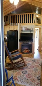 100 % refund of Owner Fees if canceled!! Cozy cabin at Possum Kingdom Lake!!