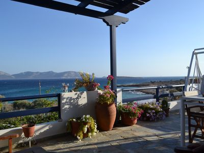 Photo for 2BR Villa Vacation Rental in Koufonisi, Cyclades