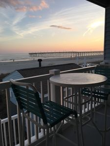 Photo for Wonderful Ocean Front Condo! Close to everything at the heart of Ocean Isle!