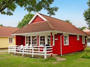 Holiday park Markgrafenheide, Markgrafenheide  in Mecklenburger Bucht - 4 persons, 1 bedroom