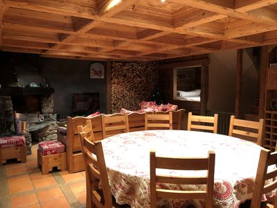 Photo for Charming chalet near the Vanoise National Park. Ideal for family