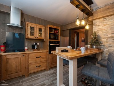 Photo for NEW CHALET with SAUNA - 8 pers Hautes-Vosges - near GERARDMER & LA BRESSE