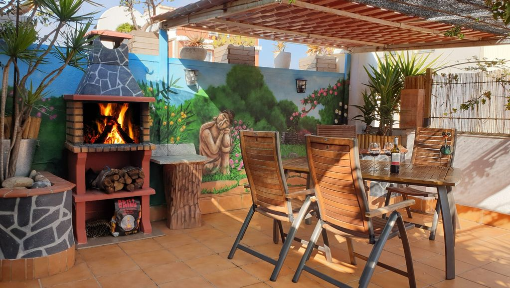 Penthouse with terrace and barbecue beaches nearby - Atico terraza barcelona ...