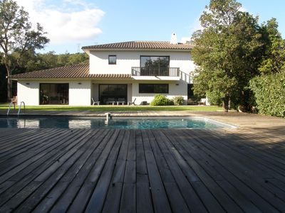 Photo for Large luxury villa with pool 8/12 people