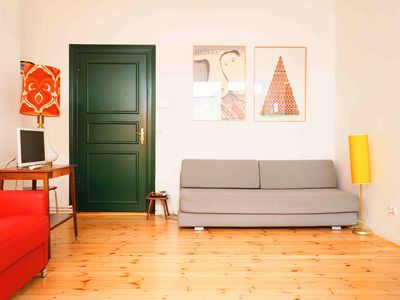 Photo for Peaceful flat in the trendy Prenzlauerberg