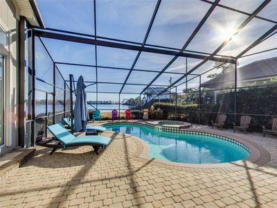 Photo for Spacious, Beachfront Home, Stunning Views, Private Pool