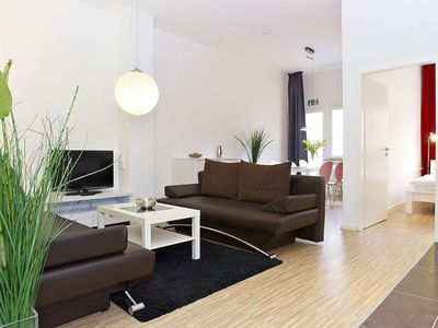 Photo for Wilhelm Family apartment in Kreuzberg with WiFi, balcony & lift.