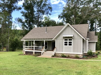 Photo for Family Friendly, Private Country Home, 17 mi. to campus