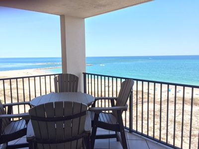 Photo for Exquisite View of Gulf & Pass, Sleeps 8!!