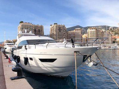 Photo for Monaco Luxury Yacht for 8 guests
