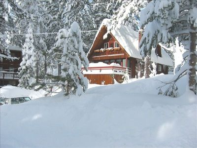 Photo for 3BR House Vacation Rental in olympic valley, ca