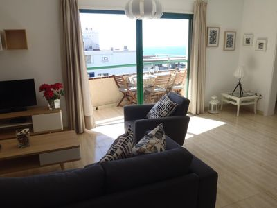 Photo for Holiday apartment Morro Jable for 2 - 4 persons with 2 bedrooms - Holiday apartment